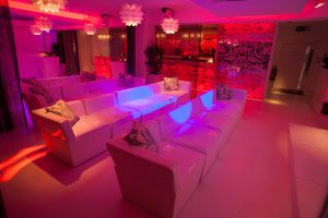 Conic lounge - Event Planning Guide