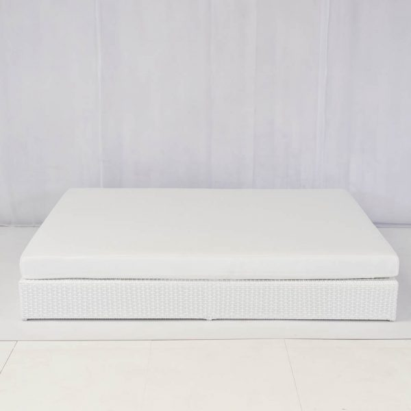 togabo daybed white for hire